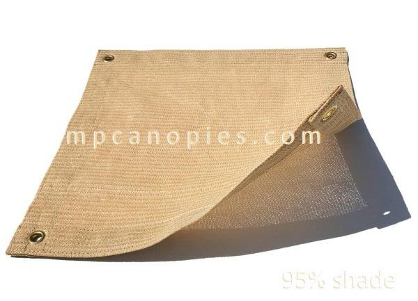 MP Canopies Desert Shade