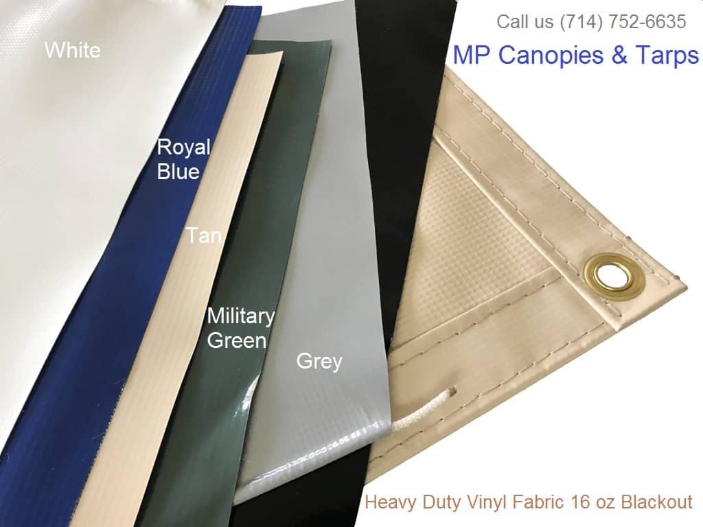 MP Canopies Vinyl Tarp